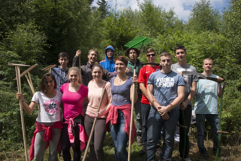 Jugendworkcamp Bild 16